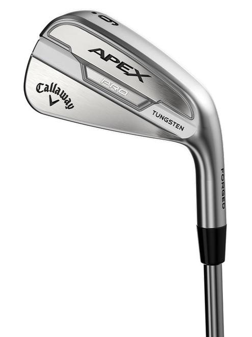 Callaway Apex Pro 21 Iron - Steel Shaft