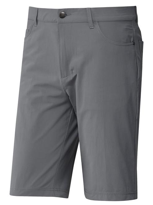 adidas Go-To Five-Pocket Shorts - Grey Three