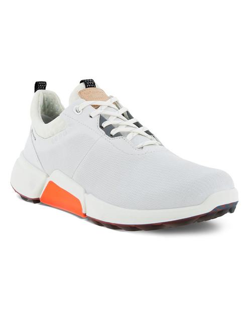 Ecco W BIOM Hybrid 4 Golf Shoes - White