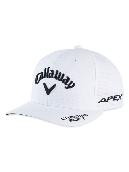 Callaway TA Performance Pro '21 Adjustable Golf Cap - White