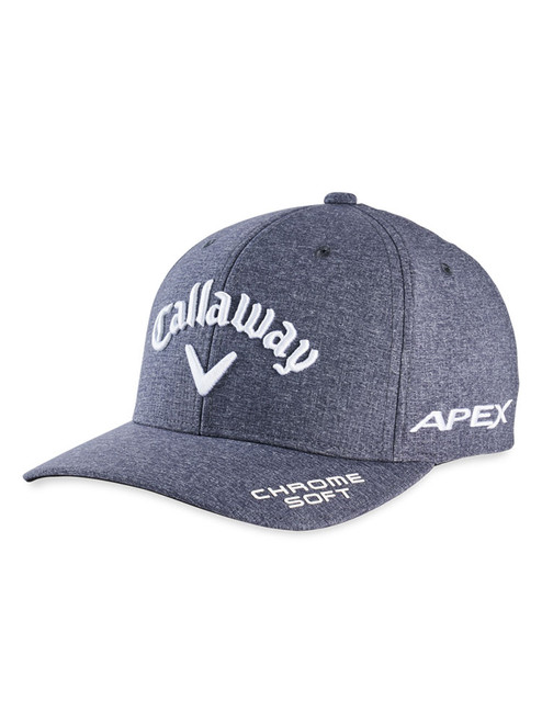 Callaway TA Performance Pro '21 Adjustable Golf Cap - Black Heather