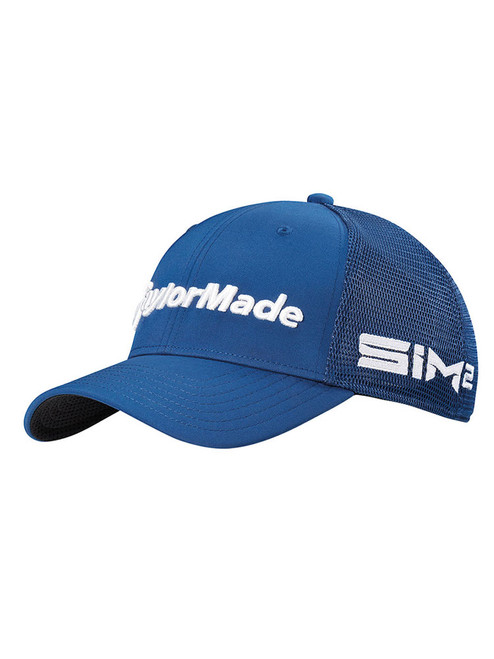 Taylormade Tour Cage Fitted Golf Cap - Navy