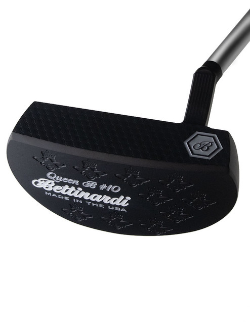 Bettinardi Queen B 10 Black PVD Limited Production Putter