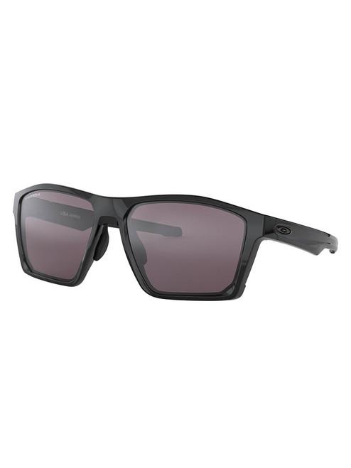 Oakley Targetline (Asia Fit) Sunglasses - Polished Black w/ Prizm Grey