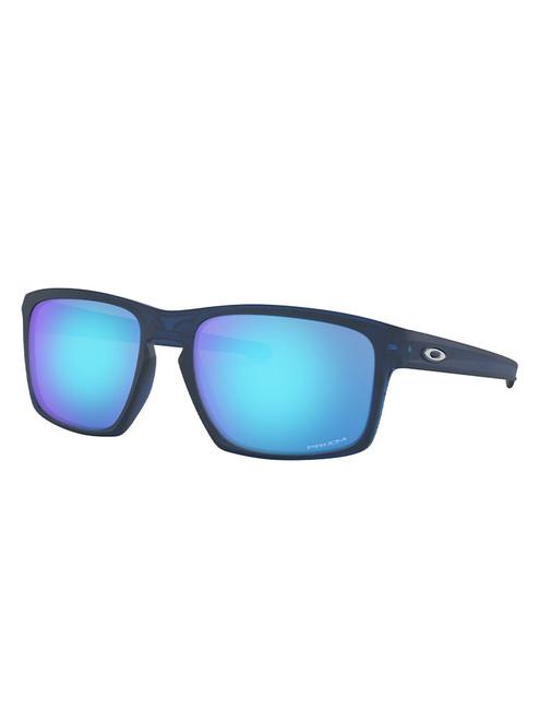 Oakley Sliver Sunglasses - Translucent Blue w/ Prizm Sapphire
