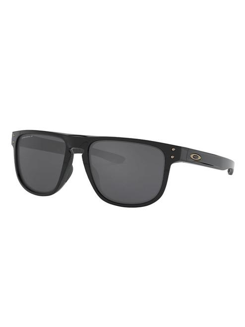 Oakley Holbrook R (Asia Fit) Polarised - Polished Black w/ Prizm Black