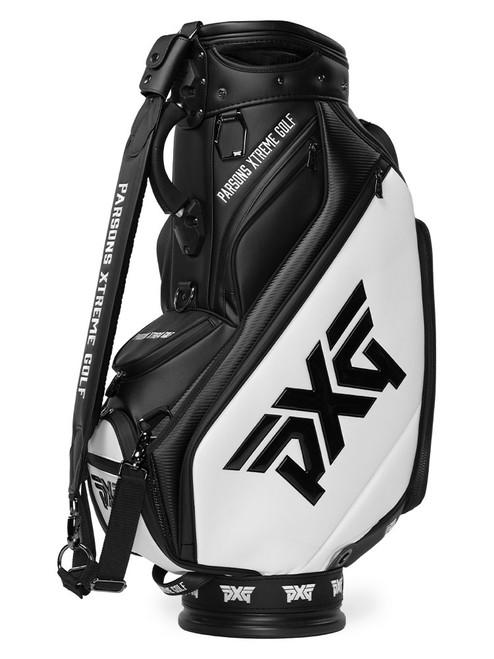 PXG Tour Bag - Black/White