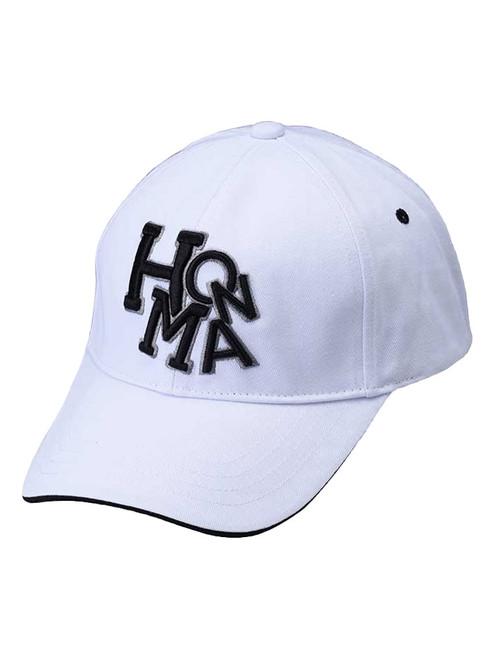 Honma Dancing Logo 031-735629 Cap - White/Black