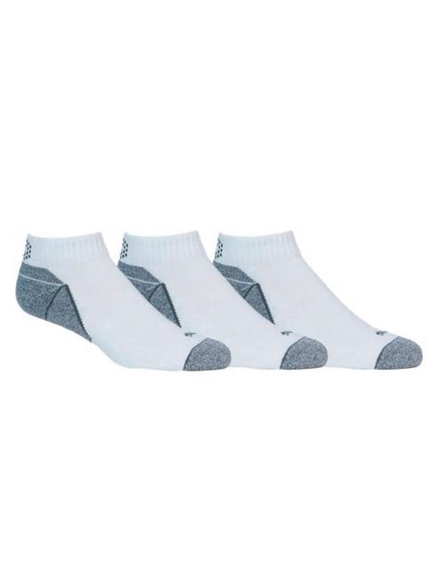 Puma Pounce Low Cut 3 Pair Pack Socks - White