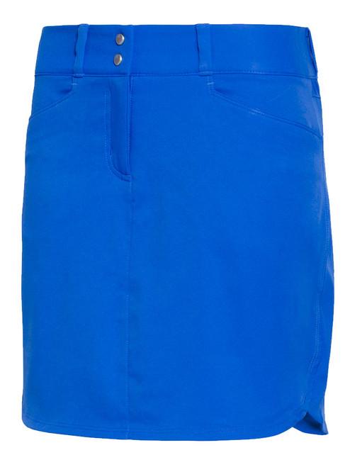 Adidas Essentials 3-Stripe Skort - Blue