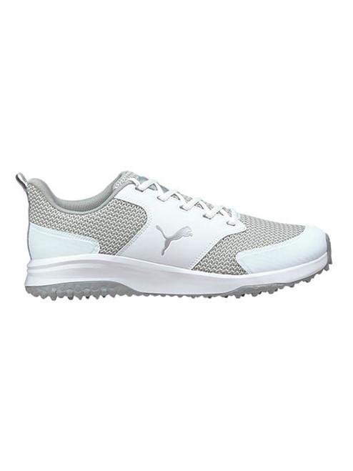 Puma Grip Fusion Sport 3.0 WIDE Golf Shoes - Puma White