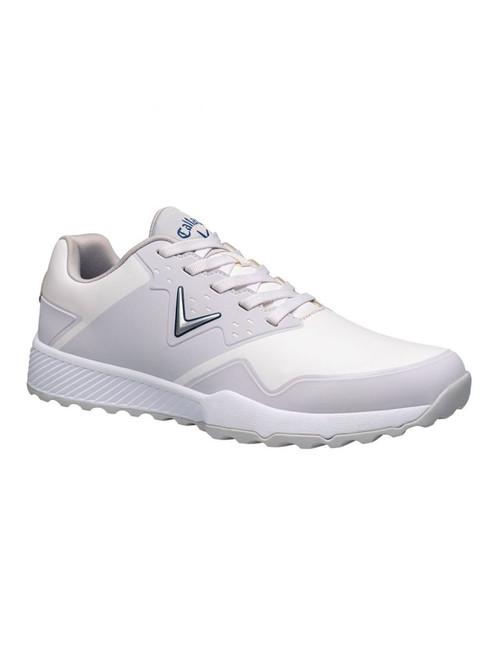 Callaway Chev Ace Golf Shoes - White/Vapour