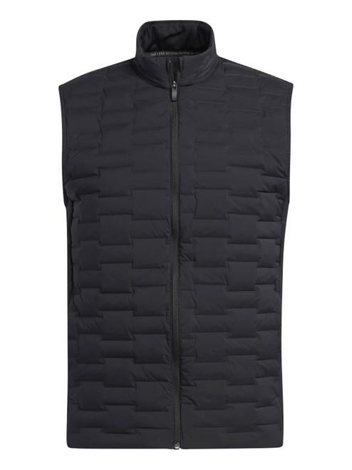 adidas Frost Guard Full Zip Padded Vest - Black