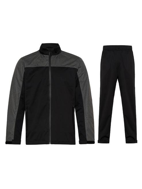 Sporte Leisure Men's Extreme-Tec Rain Suit - Black