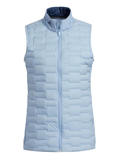 adidas Women's Frostguard Full Zip Vest - Ambient Sky