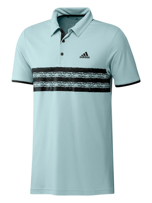 adidas Core Polo Shirt - Halo Mint/Black
