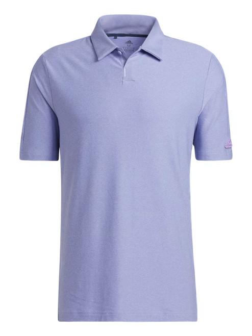 adidas Go-To Polo Shirt - Violet Tone