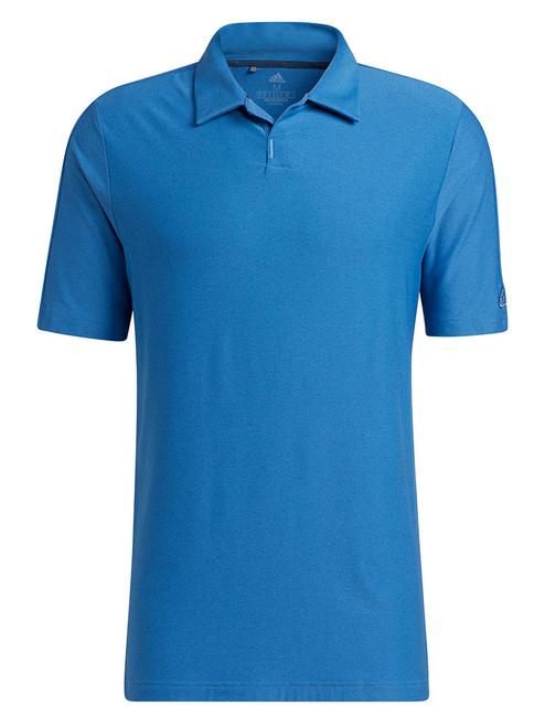 adidas Go-To Polo Shirt - Focus Blue