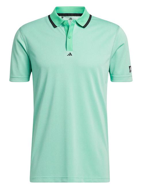 adidas Equipment Primegreen Polo Shirt - Semi Screaming Green