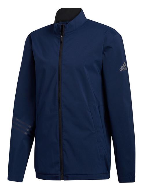adidas Golf Provisional Rain Jacket - Crew Navy