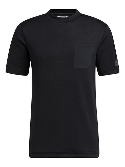 adidas Adicross Evolution Polo Shirt - Black
