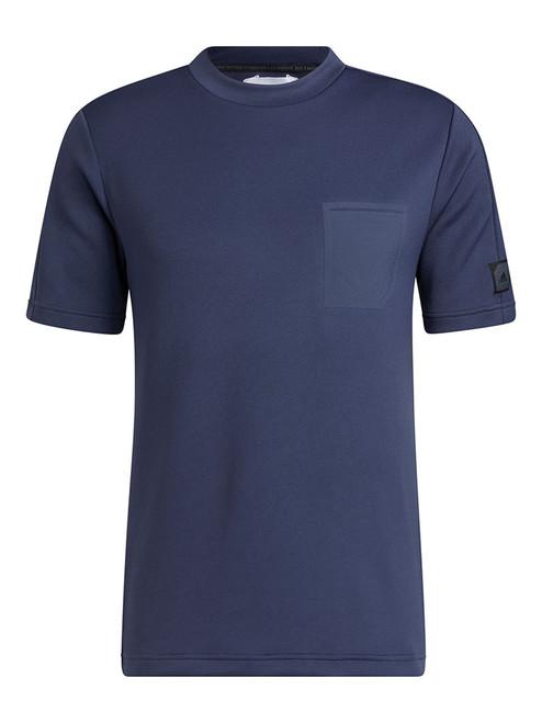 adidas Adicross Evolution Polo Shirt - Midnight Grey