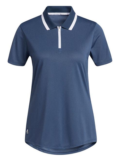 adidas W Equipment Primegreen Polo Shirt - Crew Navy