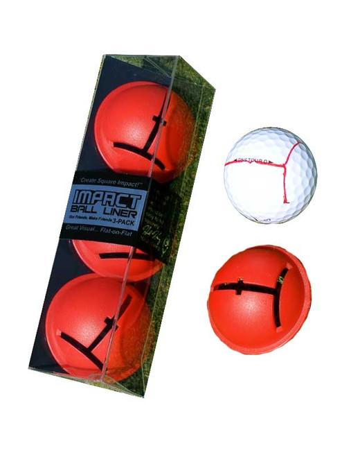 Eyeline Ball Liner 3-Pack
