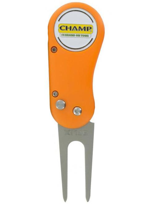 CHAMP Flix Divot Tool Orange