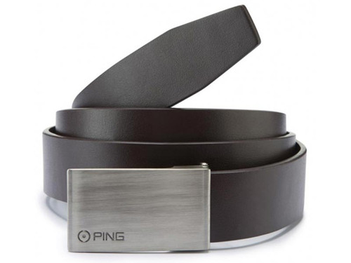 Ping Hughes Belt - Brown