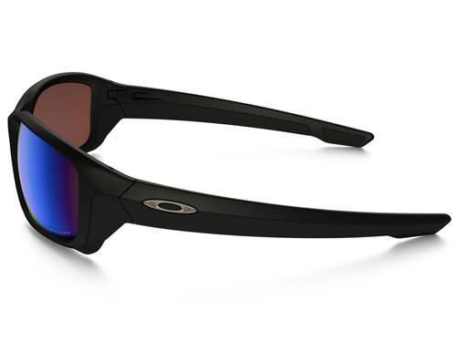 Oakley Straightlink Polarised - Black w/ PRIZM Deep Water