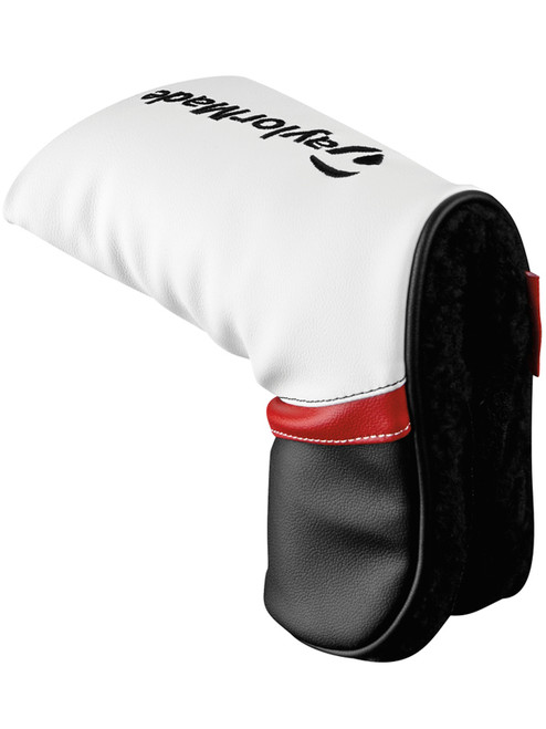 TaylorMade Putter Cover White/Black