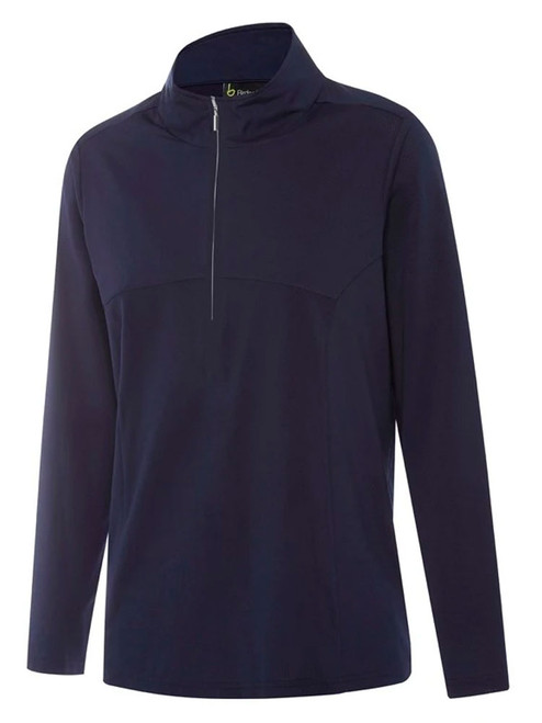 Birdee Golf Ladies Breeze UV Long Sleeve Top - Navy