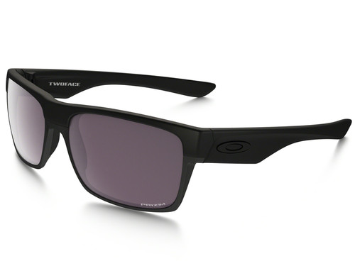 Oakley TwoFace Covert Polarised - Matte Black w/ PRIZM Daily