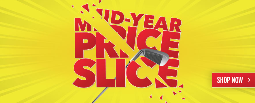 The Mid Year Price Slice at GolfBox - Shop Now