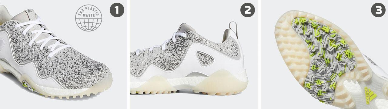 adidas Codechaos 21 Primeblue Spikeless Grey