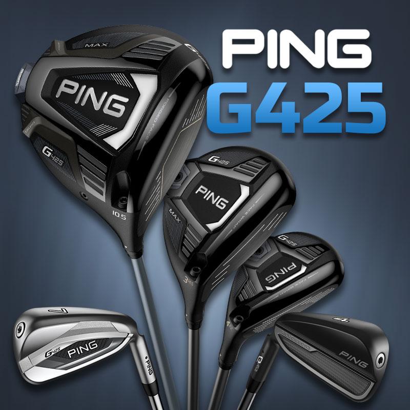 PING G425 Range of Golf Clubs - GolfBox