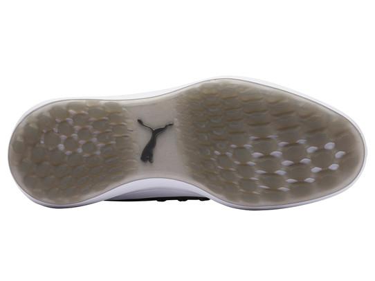 Puma Ignite NXT Solelace Golf Shoes Grey VioletTeam Gold