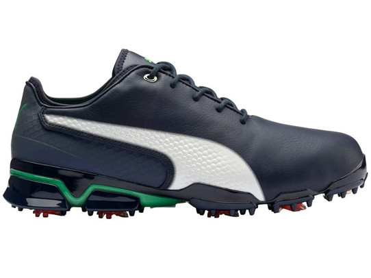 Puma Ignite ProAdapt X Golf Shoes PeacoatPuma White
