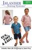 Islander Shirt Jr - Sizes 7 - 12