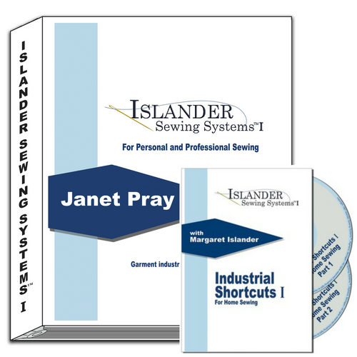 Islander Sewing Systems I, Book & DVD or USB