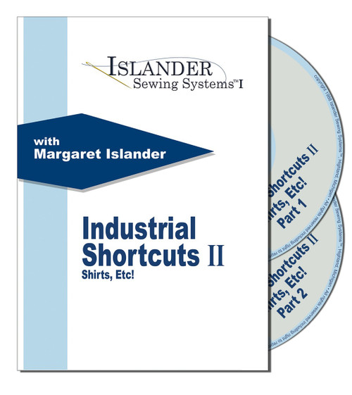 Industrial Shortcuts II Shirts, Etc! DVD or USB