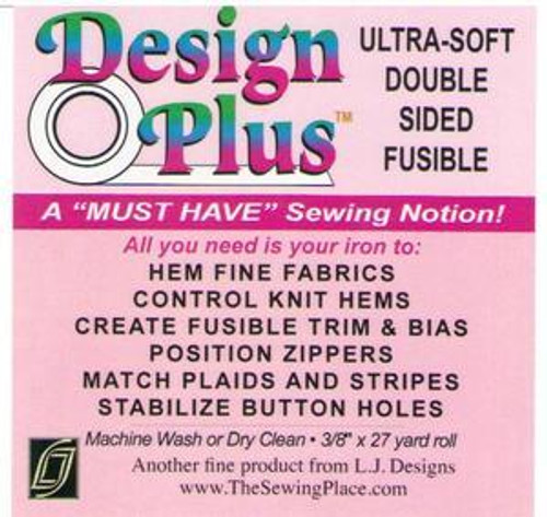 T Design Plus Ultra-Soft Double Sided Fusible