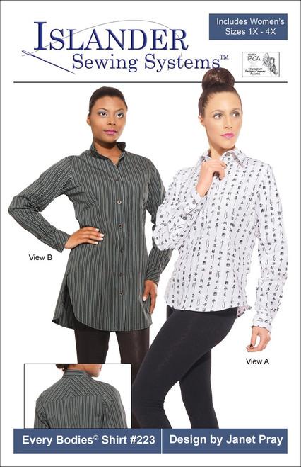 Women's Every Bodies Shirt 1X-4X