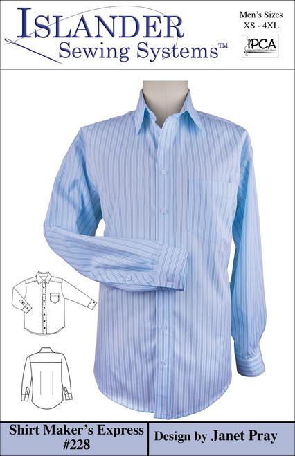 Men's Shirt Maker's Express