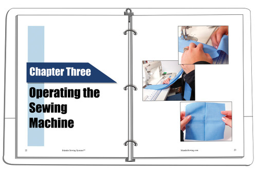 Islander Sewing Systems I Book, For Personal and Professional Sewing Second  Edition