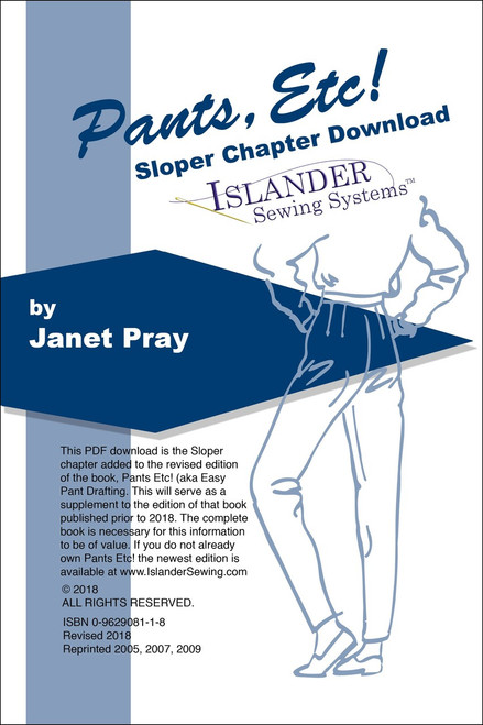 Pants, Etc! Sloper Chapter Download