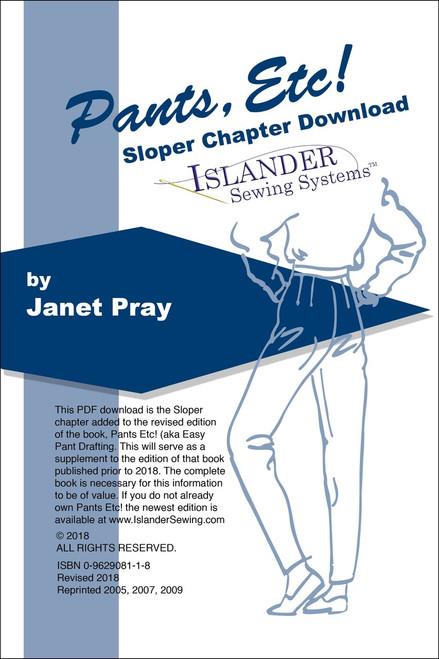 Pants, Etc! Sloper Chapter Download
