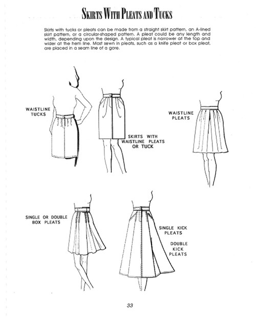 Fashion Your Own Skirts The Simple Way