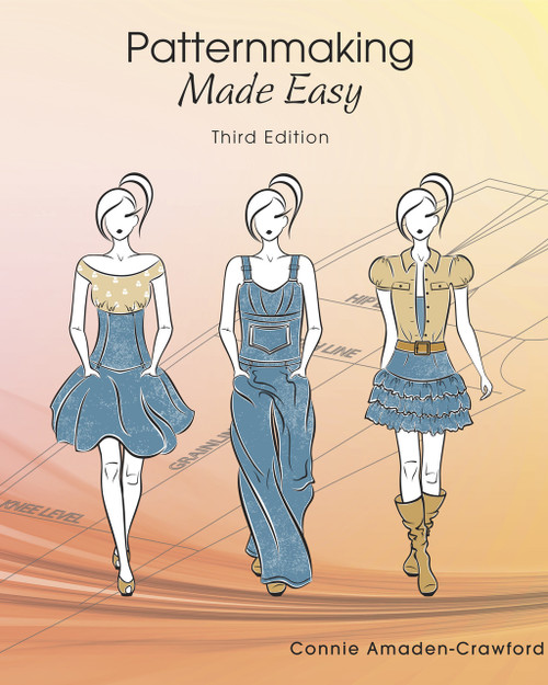 Patternmaking Made Easy, 3rd Edition - Temporarily out of stock - Due late summer